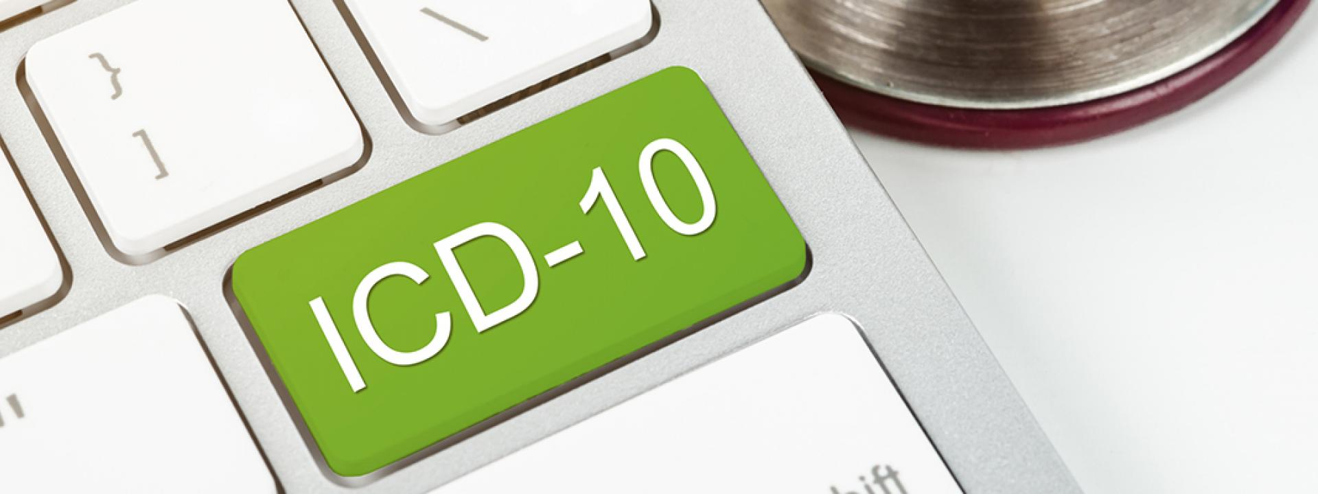 ICD button on keyboard