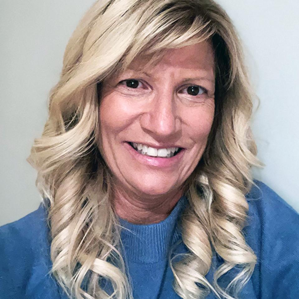 Headshot of Professor Kimberly Goudy