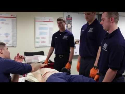 Become an emergency medical responder.