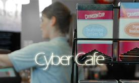 Picture of the Cyber Cafe